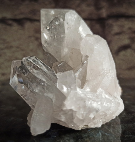 Vuorikristallisykerö 80/90/40 mm