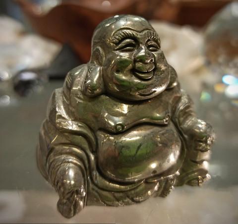 Pyriitti buddha, 50 mm