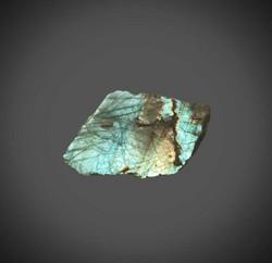 Labradoriitti, liuska 40/35 mm