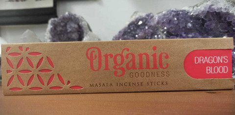 Suitsuke Organic Dragons Blood 15 g