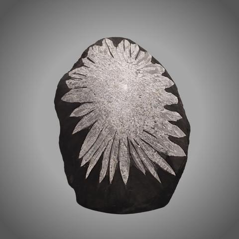 Krysanteemikivi, n. 75/60/55 mm