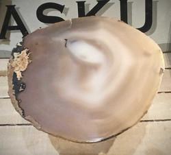 Akaattilevy, 140/155/5 mm