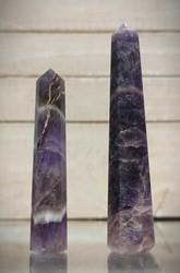 Ametisti, obeliski 75-105 mm