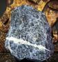 Sodaliitti, raakakivi 100/80/70 mm