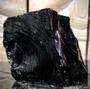 Obsidiaani, raakakivi 70/75 mm