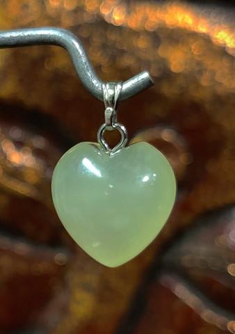 Jade, sydänriipus