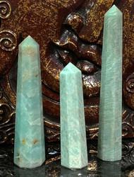 Amatsoniitti, obeliski 80-120 mm
