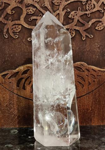 Vuorikristallikärki, ekstralaatu, 140/45 mm
