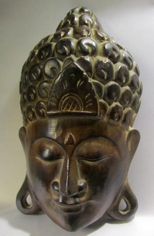 Buddhamaski, iso