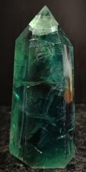 Fluoriitti kärki, korkeus n. 100 mm