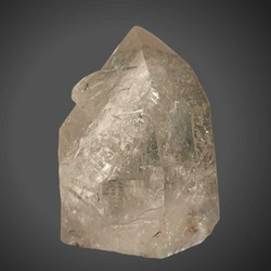 Vuorikristalli kärki, 75/50/40 mm