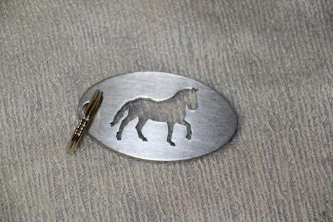 Avaimenperä Hevonen Koulu