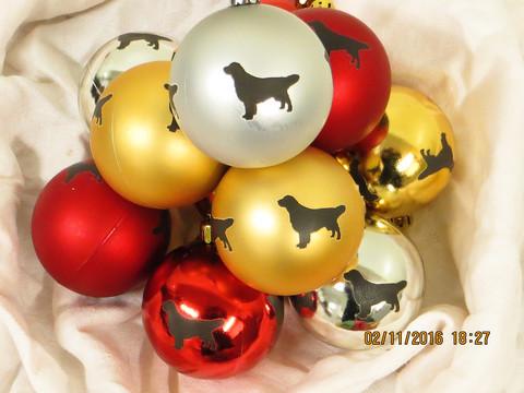 Joulukuusenpallo Rodut C-H