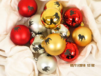 Christmas tree ball Breed A-B