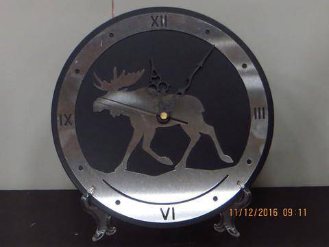 Clock Moose