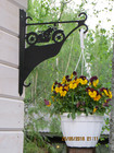 Flower/lantern rack Motorcycle old