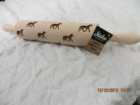 Rolling pin Horse