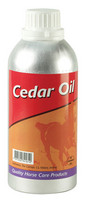 Cedar Oil pliisteri 450ml