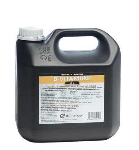 B-vitamiiniliuos 3 litraa