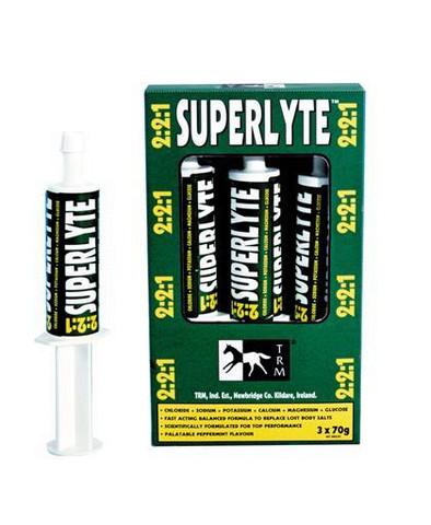 Superlyte elektrolyytti pasta 3 x 70g tuubi