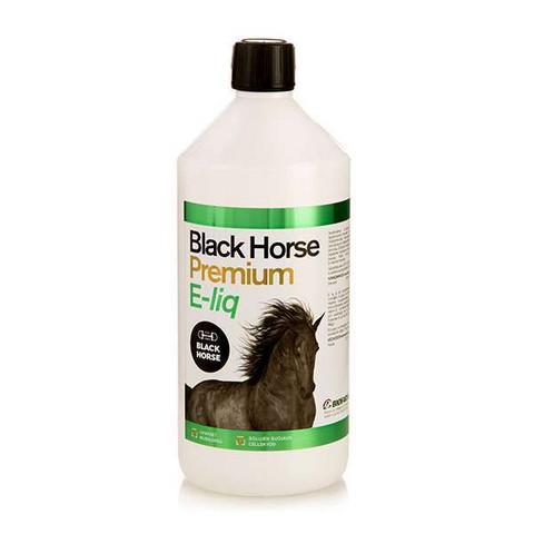 Black Horse Premium E-liq 1 litra