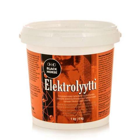 Black Horse elektrolyytti 1 kg