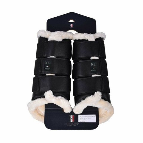 Kingsland Valour Back Protection Boots