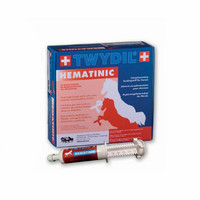 Twydil Hematinic 10 annostuubia á 50 g