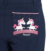 Unicorn lasten ratsastushousut