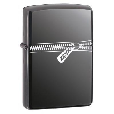 ZIPPO Z21088 BLACK ICE ZIPPER | toimituskulut 0€