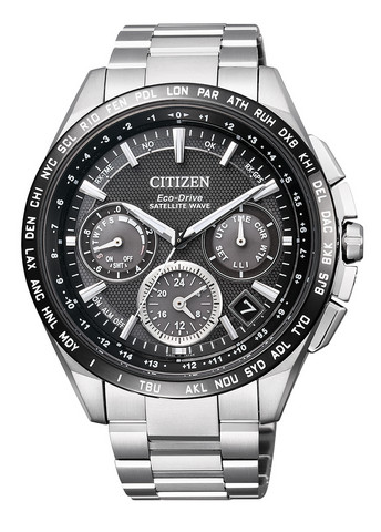 Citizen Eco-Drive CC9015-54E Satellite Wave-GPS F9000 rannekello