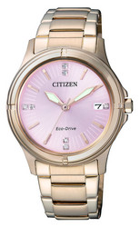 Citizen Eco-Drive FE6053-57W rannekello