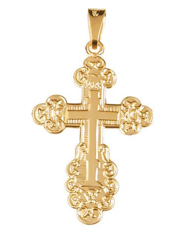 Keltakulta Ortodoksiristi 706000