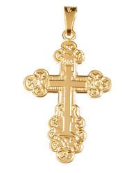 Keltakulta Ortodoksiristi 706800