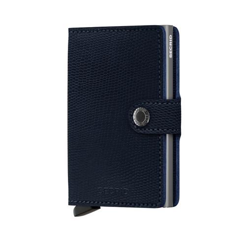 Secrid Miniwallet Rango Blue Titanium lompakko