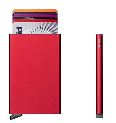 Secrid Cardprotector Red korttilompakko
