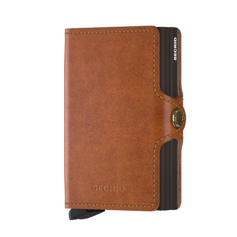 Secrid Twinwallet Cognac-Brown lompakko