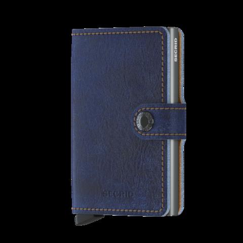 Secrid Miniwallet Indigo 5 lompakko