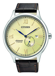 CITIZEN CREATIVE MEN NJ0090-13P rannekello | toimituskulut 0€