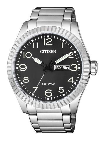 Citizen Eco-Drive musta BM8530-89EE rannekello