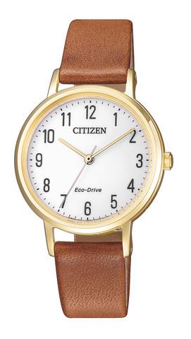 Citizen Eco-Drive EM0578-17A rannekello