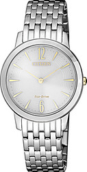 Citizen Eco-Drive EX1498-87A rannekello