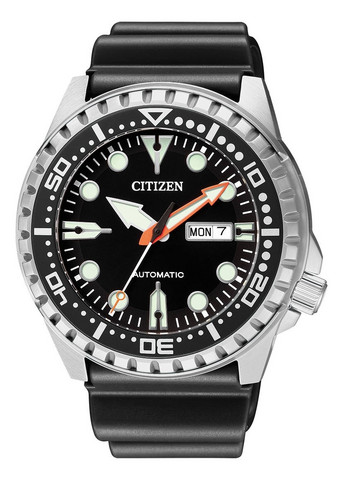 Citizen NH8380-15E Automatic Marine Divers rannekello