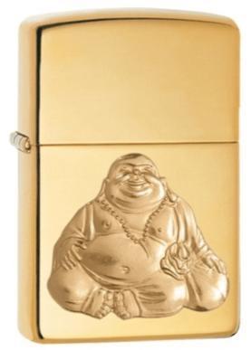 Zippo Z29626 Laughing Buddha sytytin