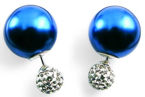 Hopea tuplapallo korvakorut 100 | toimituskulut 0€