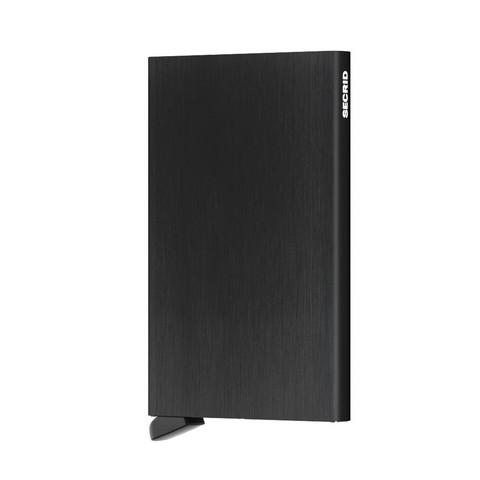 Secrid Cardprotector Brushed Black korttilompakko