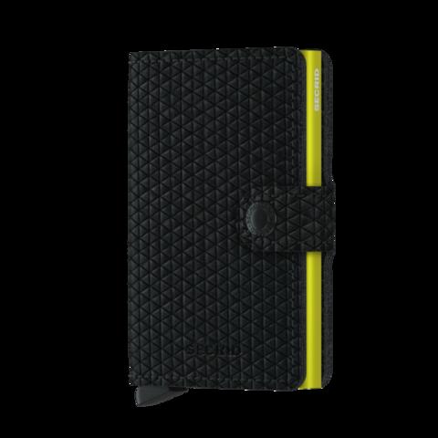 Secrid Miniwallet Diamond Black lompakko