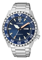 Citizen NH8389-88LE Automatic rannekello