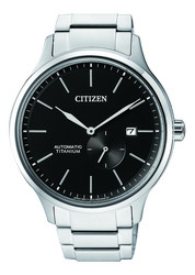 Citizen NJ0090-81E Automatic rannekello