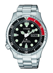 Citizen NY0085-86E Automatic rannekello